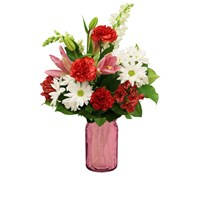 fresh_flower_vase_for_valentines_day